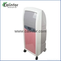 Pink color quiet air cooler with strong