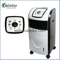 Good performance durable portable air cooler with heater