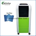 Small indoor stand air cooling fan with mist & ion