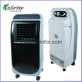 Black color fashionable penguin style home air cooler