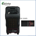 Calinfor household portable air cooler with purifier