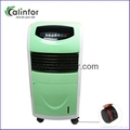 Green Portable Air cooler with heater & ionizer