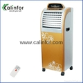 Portable LED display household 9L Air cooler with strong wind