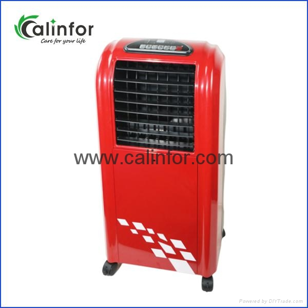 2017 Latest color low power air cooler/ air purifier 3