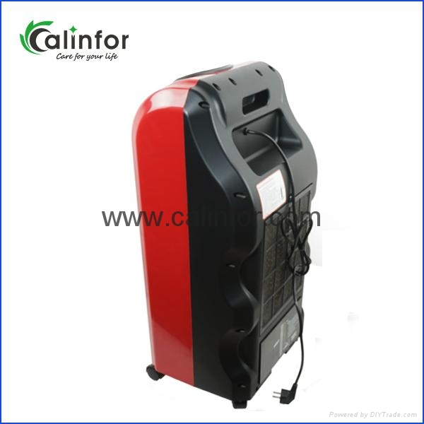 2017 Latest color low power air cooler/ air purifier 5
