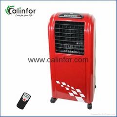 2017 Latest color low power air cooler/ air purifier