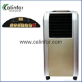 Home use air cooler with natural wind