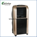 Luxurious Golden small home use stand air cooler
