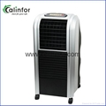 Luxurious golden & silvery home use air cooler