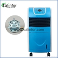 Foshan factory electric LCD display home use air cooler fan