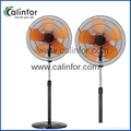 Calinfor height ajustment 18 inch stand fan / industrial stand fan 3