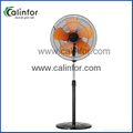 Calinfor height ajustment 18 inch stand fan / industrial stand fan 4