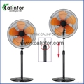 Calinfor height ajustment 18 inch stand fan / industrial stand fan 1