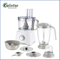 Foshan Calinfor 350W good quality ABS multi-functional electric food processor