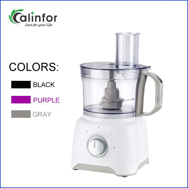 Foshan Calinfor 350W good quality ABS multi-functional electric food processor 3