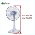 Calinfor new arrival 14 inch table & stand fan with adjustment height