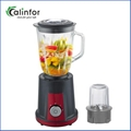 Calinfor black & red multifunctional blender