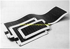 軟式靈活太陽能板