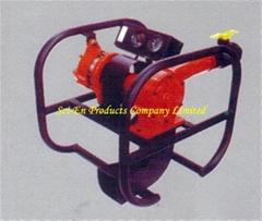 Portable Stream Microturbine