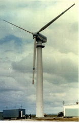1 MW Wind Turbine Generator