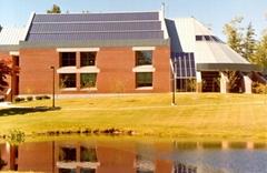 10-KW Solar Roof