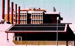 Solar Roof Shelter