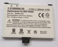 巴尼斯& Noble的Nook電子書閱讀器的電池
