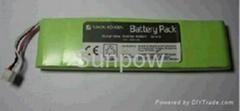 Nihon Kohden ECG-9620 Electrocardiograph Battery MD-BY11