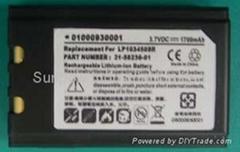 掃描儀電池  Symbol PPT8800