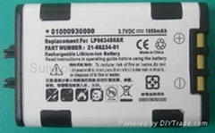 掃描儀電池  Symbol PDT8100