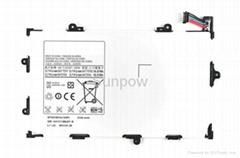 三星 Tab P6800 电池 SP397281A