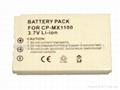 Logitech Harmony 1100 Battery L-LU18