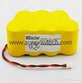 JMS SP-500 Syringe Pump Battery