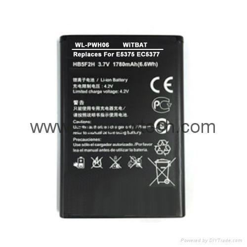 Huawei E5375 EC5377 Battery HB5F2H WL-PWH06 1