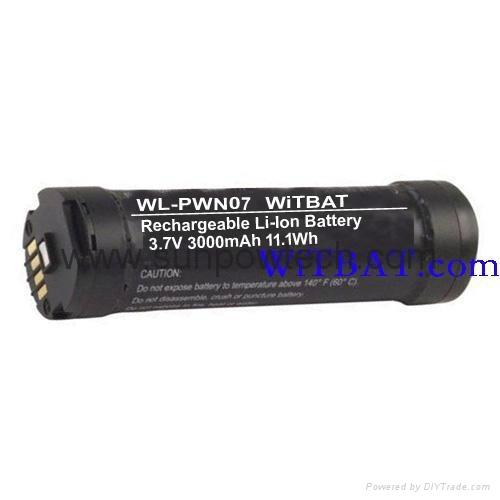 Novatel Wireless MiFi 5792 Battery 4011512500 WL-PWN07 1