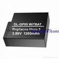 GoPro Hero 5 Sport Camera Battery AHDBT-501 DL-GP05