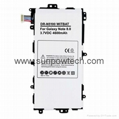 Samsung Galaxy Note 8.0 GT-N5100 Battery SP3770E1H