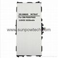 Samsung Galaxy Note 10.1 2014 Edition SM-P600 Battery T8220E