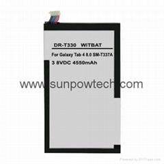Samsung Galaxy Tab 4 8.0 SM-T337A 電池 EB-BT330FBU