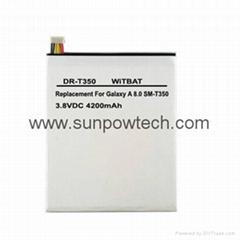 """Samsung Galaxy Tab A 8"""" SM-T350 電池EB-BT355ABE"""