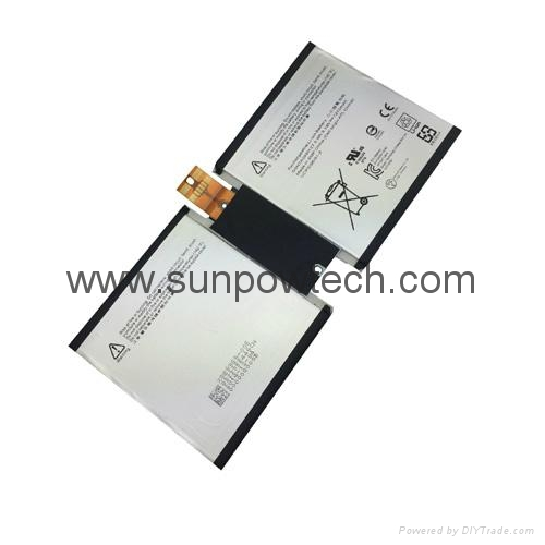 Microsoft Surface 3 1645 Battery G3HTA004H DR-SF645 1