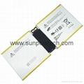 Microsoft Surface RT2 1572 Battery