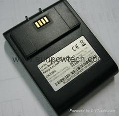 Verifone Nurit 8020 Credit Card Reader Battery CCR-8020