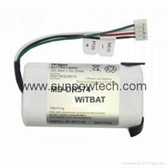 德爾格M540醫療電池MS17465, MS29574