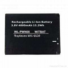 Novatel Jetpack MiFi 6620L無線路由器電池40115131.01