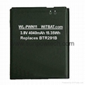 Verizon Jetpack MHS291L Hotspot Battery BTR291B