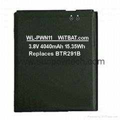 氾泰MHS291L無線路由電池BTR291B