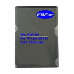 普联TP-Link TL-TR961 M7350路由器电池TBL-55A2550