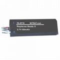 Beats X wireless earphone battery YU10448-16002 A1773