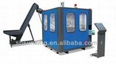 Fully automatic blow molding machine high speed 4cav